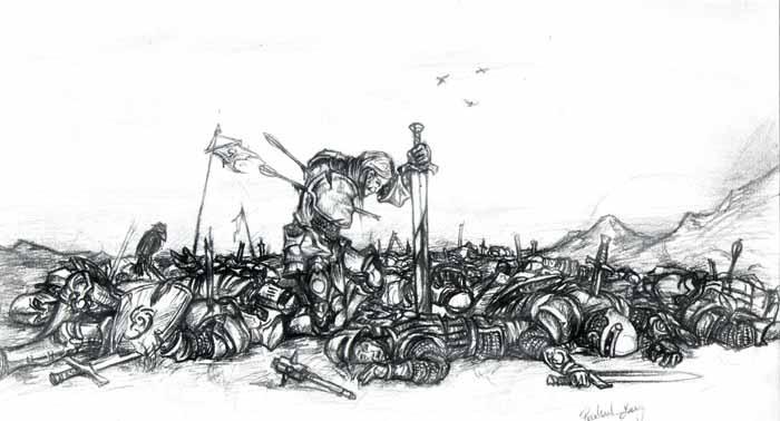 end of battle by Pandarice on DeviantArt