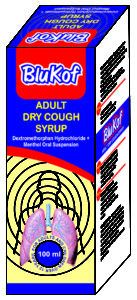 BluKof (Adult Dry Cough Syrup )