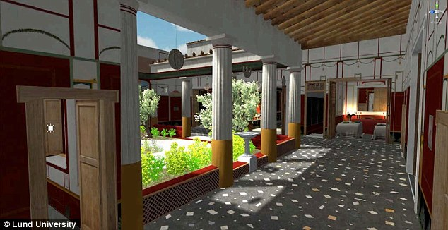 Since a devastating volcanic eruption swept through Pompeii in AD 79, it has been difficult to imagine how the houses in the area looked in their original state. But researchers have used 3D technology to reconstruct an entire house to its former glory