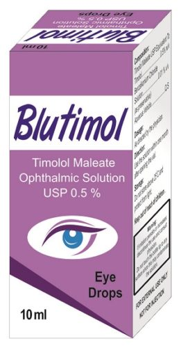 1Blutimol Eye Drop Carton