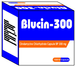 BLUCIN -300 mg Correction 09-01-2017