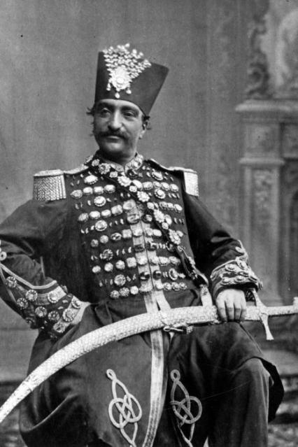 Naser al-Din Shah Qajar