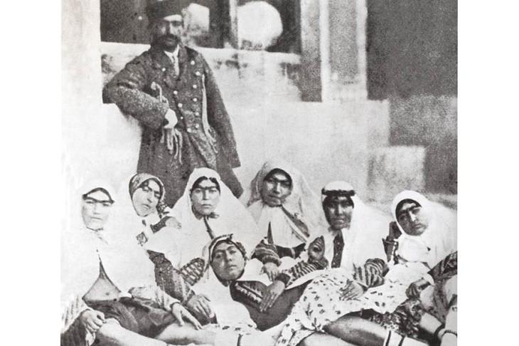 princess qajar family