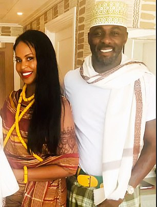 Idris Elba, 46, has been taking part in Ramadan,the Islamic holy month when Muslims fast from sunrise to sunset