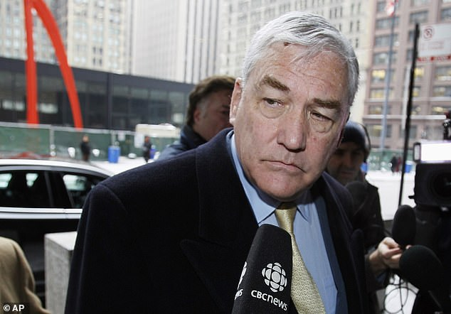 Former media magnate Conrad Black will return to the House of Lords after serving three years in prison