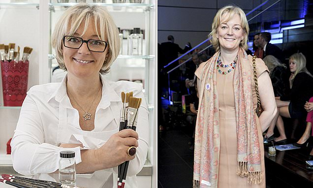 Jo Malone has a nose so sensitive she can sniff out cancer