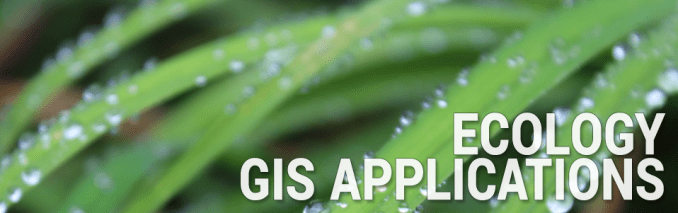 Ecology GIS Applications