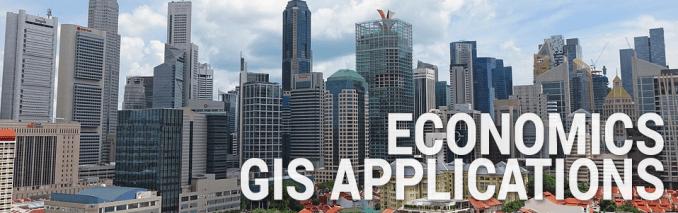 Economics GIS Applications