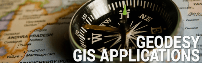 Surveying Geodesy GIS Applications