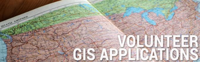 Volunteer GIS Applications