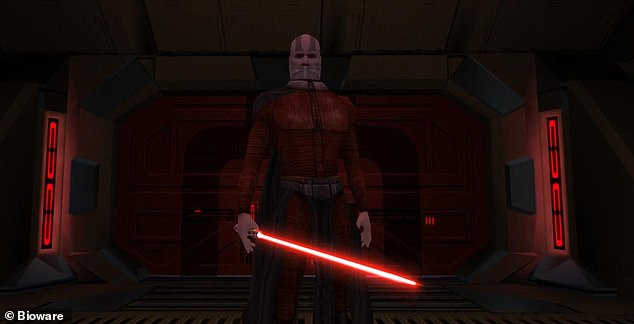 Female character:The Jedi character eventually joins forces with one of the most revered female characters in the Star Wars, Balista Shan, another Jedi knight
