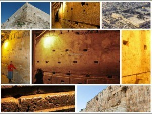Temple of the Mount Foundation Stones in Jerusalem features several massive stones estimated to weigh 500 tons each. They were found when excavations along the western 'Wailing wall' uncovered them. Masonry similar to this: Baalbek in Lebanon, and at Giza, Egypt.
