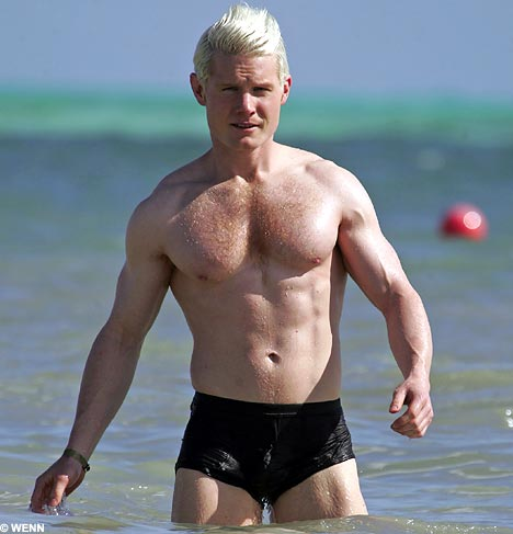 Rhydian Roberts Mexico