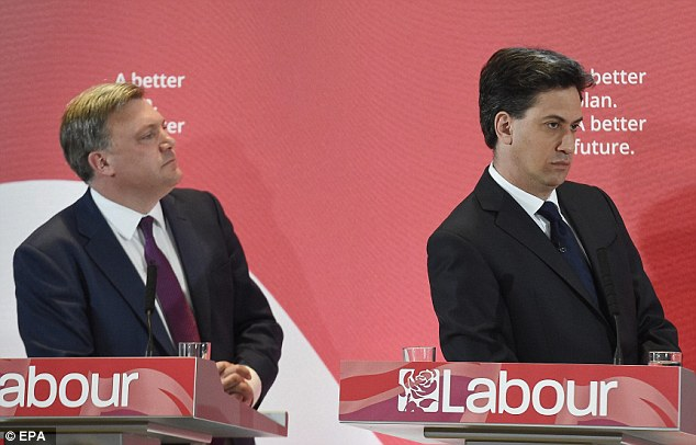 The Labour leader told Russell Brand the biggest question the country faced was over who it worked for