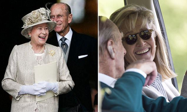 The Queen and Prince Philip's love is undimmed but gossip about women still hurts