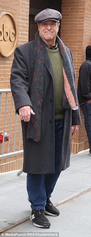 John Goodman will reprise his role as patriarch Dan Conner