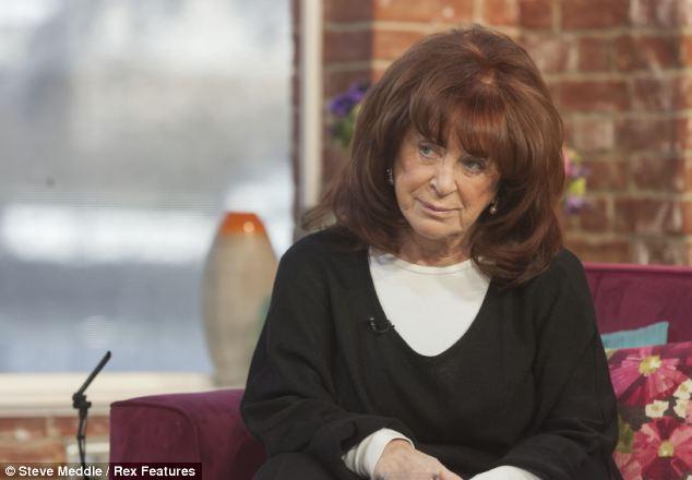 Outburst: Leading crime writer Lynda La Plante has branded BBC chiefs ¿retards¿ who have a vendetta against her