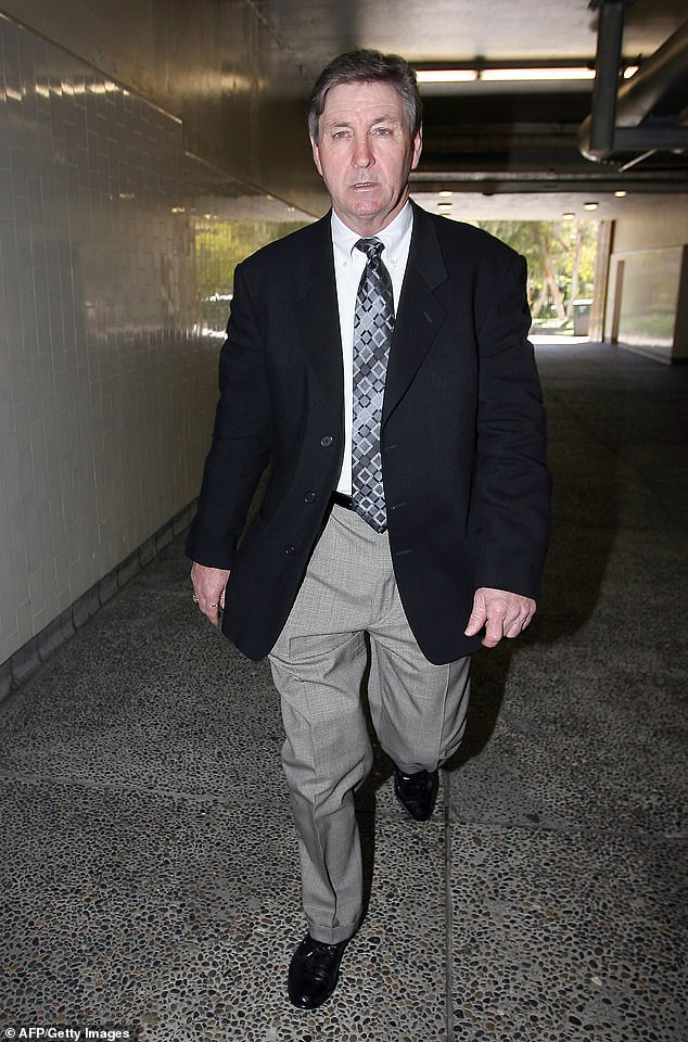 Control: TMZ reported on Wednesday that the 66-year-old father (pictured in March 2007) of Britney, 37 has given notice to a California judge that he intends on filing documents to also declare himself conservator in Florida, Louisiana, and Hawaii