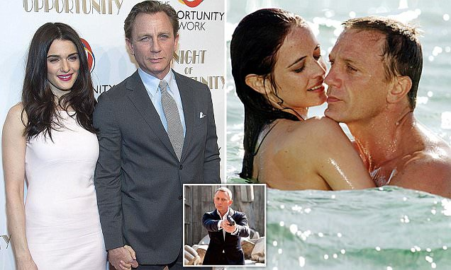 James Bond is 'misogynistic, sexist and very lonely' says Daniel Craig