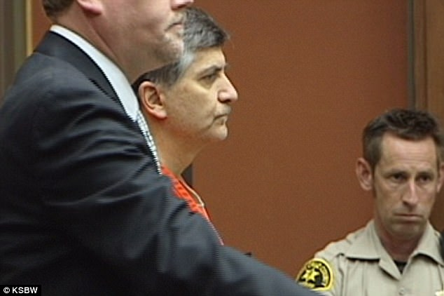 Kohut, 57, made his first appearance in court Wednesday after he was arrested Sunday at his home in Santa Cruz