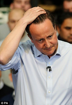 The PM has pledged not to increase taxes at all over the next five years