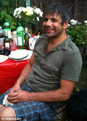 Dead: Kevin Lee was found knifed to death on Saturday in Newborough, Cambridgeshire