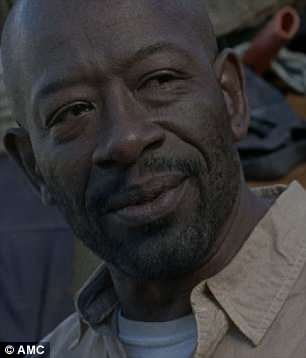 Community outreach: Morgan went and told Jadis that she should join Rick's community