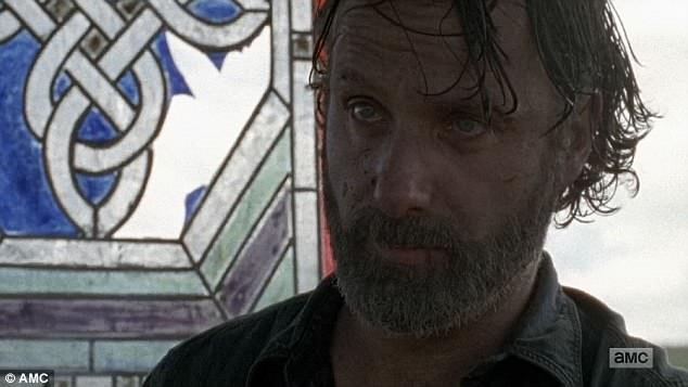 Ten seconds: The former sheriff's deputy asked Negan for 10 seconds to explain a new future