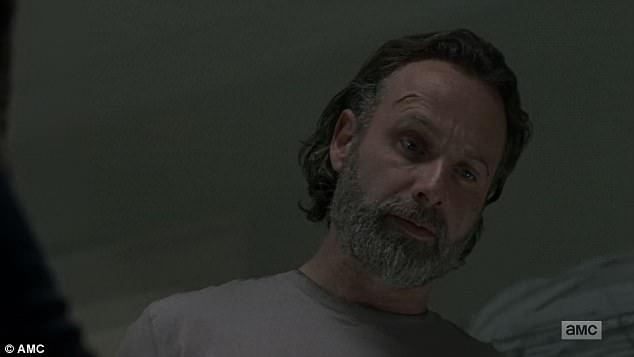 Season finale: Rick Grimes finally got the upper hand over Negan during Sunday's season eight finale of The Walking Dead