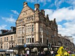 Bettys Cafe and Tea Rooms, Harrogate, North Yorkshire. C7XW2K