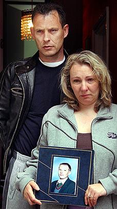 Lorraine and James Dinnegan