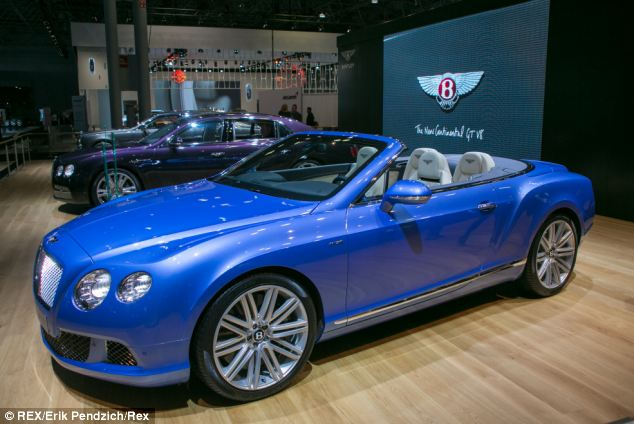 A judge has ruled that 'Bentley car kits', used to imitate cars such as this, infringe copyright and patent designs