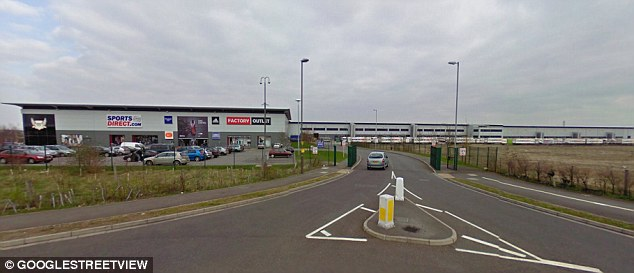 The headquarters of Sports Direct in Shirebrook, Derbyshire have been searched by police