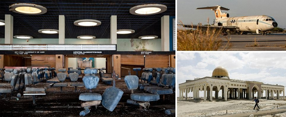 The creepiest 'ghost' airports in the world including Cyprus' Nicosia International