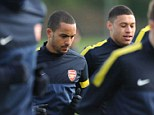 Tough ask: Arsenal must overturn a 3-1 deficit in Germany