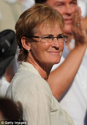 When Judy Murray admitted to a crush on SpaniardFeliciano López in 2011, her son Andy was left singularly unimpressed