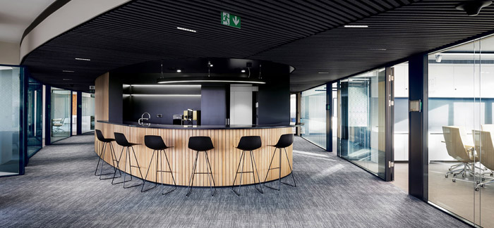 信托公司办公室装修设计效果图