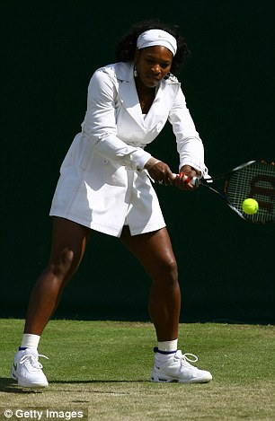 In 2008, Serena Williams made headlines for her quirky choice of outfit