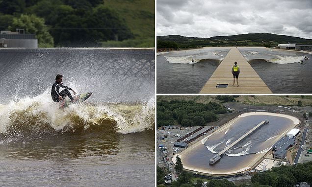 Surf Snowdonia could be the best surf spot on the planet