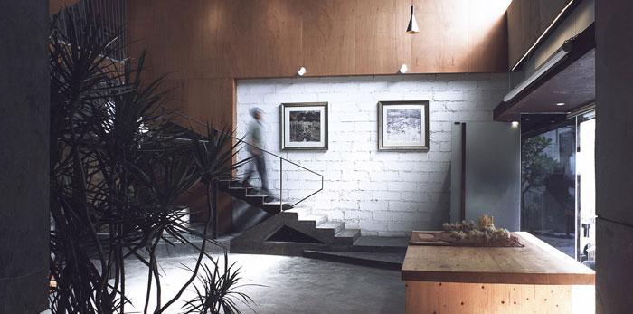 厂房改造办公室装修效果图