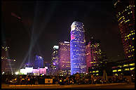 The deceptive LA skyline