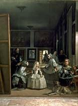 Веласкес. Менины (Семья Филиппа IV)