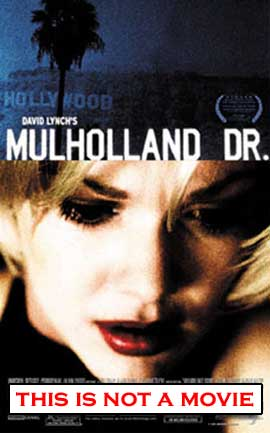 mulholland drive: this is not a movie