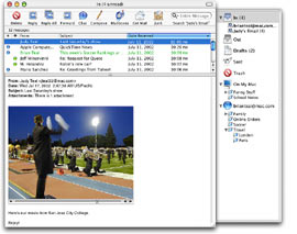 QuickTime movies in Mail