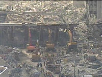 World Trade Center Wreckage Cleanup