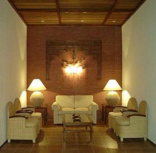 Dili Hotel lobby