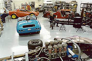 Surrey Motor Sports New Shop... Click Here for a Large 360° Picture