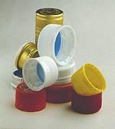 Alcoa CSI aluminum and plastic closures