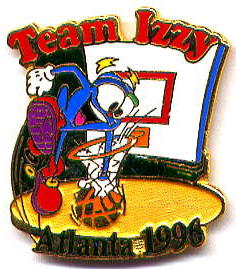 Team Izzy - Basketball
