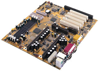 Iwill DS133-R Dual CPU i820 Motherboard